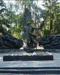 Мемориал Славы в г. Богодухов