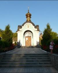 Часовня Александра Невского в с. Богородичное