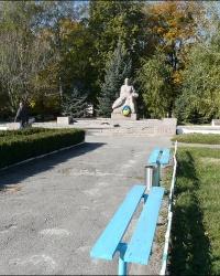 Меморiал воїнської Слави в смт. Чутове