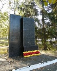 Пам'ятник воїнам-визволителям в смт. Чутове