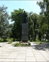 Мемориал Славы в пгт. Диканька