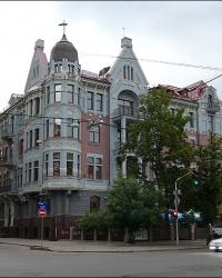 Доходный дом Питры в г. Харьков