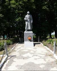 Памятник советским воинам 1941-1945 гг.