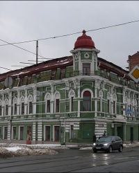 Дом инженера П.И. Иванова , кинотеатр «Миньон» в г. Харькове
