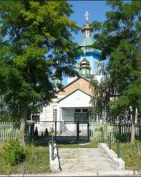 Михайловская церковь в с. Ковали