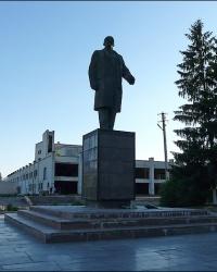 Памятник В.И.Ленину в г. Краснокутск