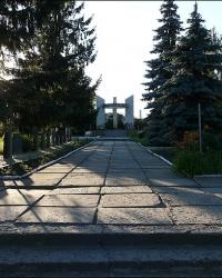 Мемориал Славы в г. Краснокутск