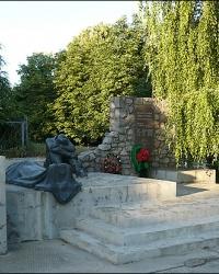Памятник воинам-афганцам в г. Краснокутск