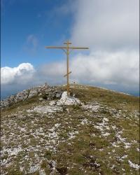 Крест на вершине Эклизи-Бурун