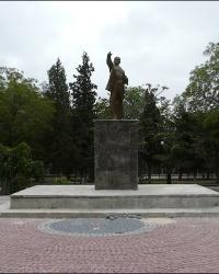 Памятник В.И. Ленину в г. Судак