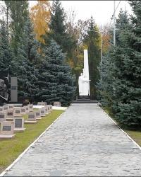 Мемориал на ул. Пушкинской в г. Харьков