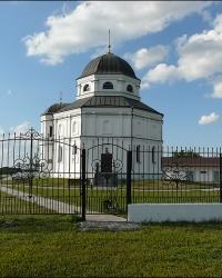 Церковь Симеона Богоприимца в с. Михайлики