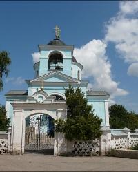 Свято-Преображенскийо храм в пгт. Новая Водолага
