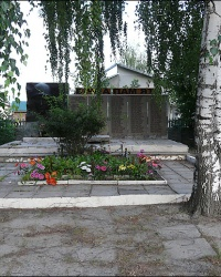Братская могила в с. Новоселовка