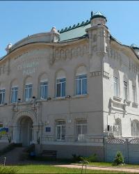 Здание Земельного банка в пгт. Ольшаны