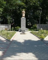 Мемориал Вечной Славы в пгт. Опошня