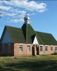 Церковь Успения Пресвятой Богородицы в с. Полковая Никитовка