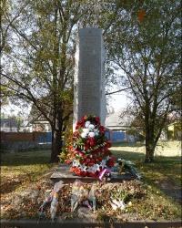Братская могила советских воинов в г. Полтава