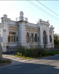 Будинок Бахмутського в м. Полтава