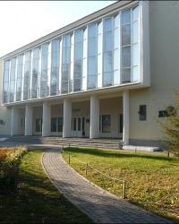 Меморiальна дошка на честь В.А. Кабачка в м. Полтавi