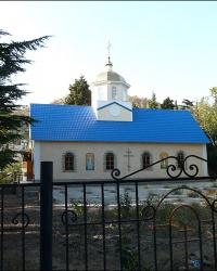 Храм Покрова Пресвятой Богородицы в с  . Рыбачье