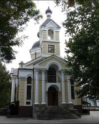 Храм святителя Луки в г. Симферополь