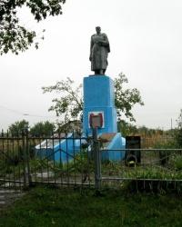 Братская могила в с. Богодарово Барвенковского района