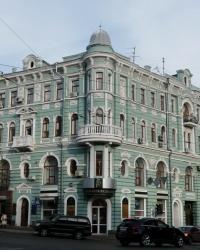 Братский дом Успенского собора в г. Харьков