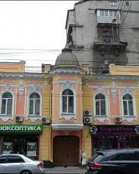 Дом с башенкой на Сумской в г. Харьков