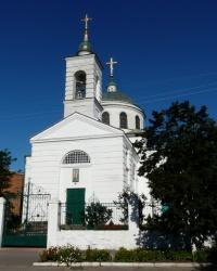 Свято-Крестовоздвиженский (Николаевский ) храм в г. Изюм