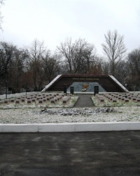 Воинский мемориал на ул.Академика Павлова в Харькове