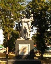 Памятник героям революции в г. Ахтырка