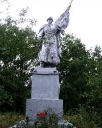 Затерянный памятник советским солдатам