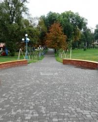 Парк имени А.М. Сучкова в Новомосковске