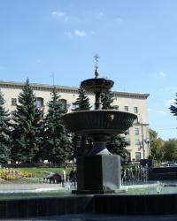 Покровский сквер в г. Харьков