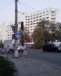 Город Симферополь. Тайник