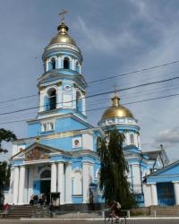 Свято-Вознесенский кафедральный собор в г. Изюм