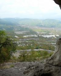 Гора Тепе-Кермен