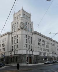 Здание харьковского городского совета