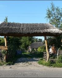 Отель – музей «Хутор Гоголя»  в с. Великие Сорочинцы