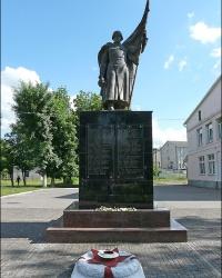 Мемориал Славы в пгт. Песочин