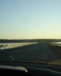 Старосалтовская плотина