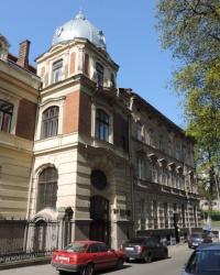 Западный научный центр НАН Украины (ул. Матейка, 4) в г.Львове