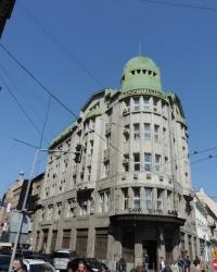 Здание бывшего Пражского Банка в г.Львове