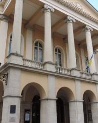 Национальный академический украинский драматический театр имени Марии Заньковецкой в г. Львов