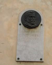 Мемориальная доска в честь Василия Стефаника в г. Львов