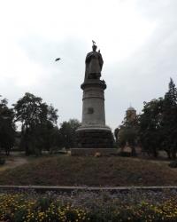 Пам'ятник Богдану Хмельницькому в м. Чернігів