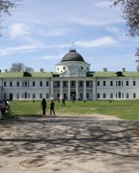 Качановка, усадьба Тарновских