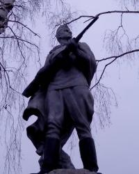 Братская могила воинов-освободителей