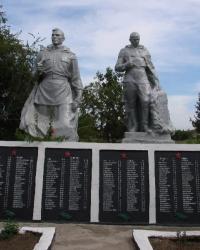 Братская могила в с. Данилоивановка (Мелитопольский р-н)